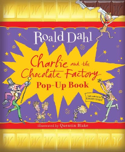 Charlie and the Chocolate Factory by Puffin