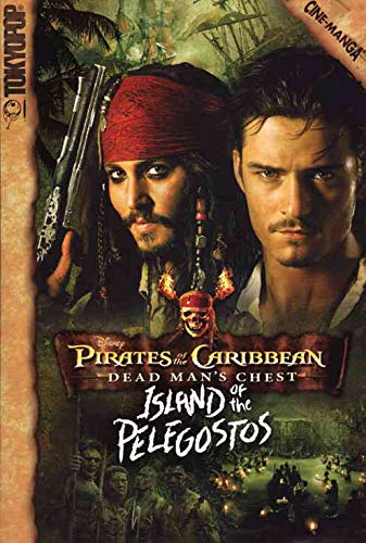 Pirates of the Caribbean: Dead Man's Chest, Island of the Pelegostos #1 FN ; Tokyopop comic book