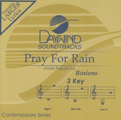 Pray For Rain [Accompaniment/Performance Track]
