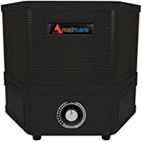 Amaircare 2501102 2500 Portable HEPA Filtration System in Black with Variable Speed Control