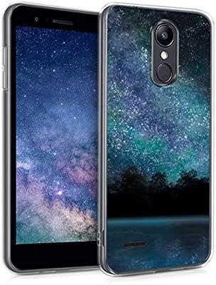 kwmobile Funda Compatible con LG K8 (2018) / K9: Amazon.es ...