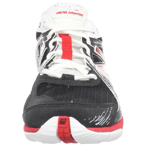 New Country Red Ceramic Balance Running RX507CB Cross Black Spike White FIvFw