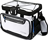 Arctic Zone Titan 30 Can Zipperless Cooler, White