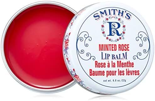 Rosebud Lip Balm, Minted Rose, .8 Ounce