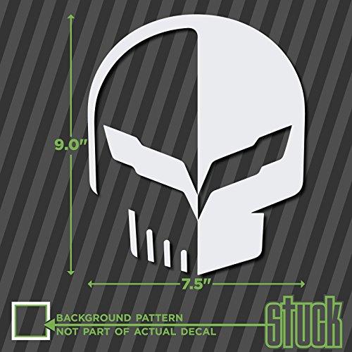 Jake Skull Z06 - 7.5