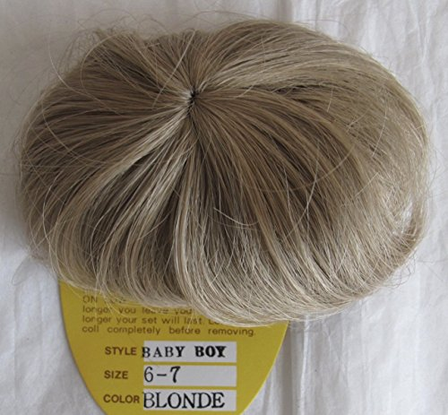 KEMPER Craft DOLL HAIR WIG Style BABY BOY Fits SIZE 6