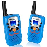 Best Kid Walkie Talkies - Wishouse Walky talky Cool Gifts for kids, Best Review