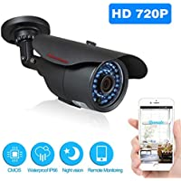 Survillance Camera IP/ Network/ CCTV Camera with 720P Waterproof IP66 (36 IR LEDs) Abowone Bullet Type