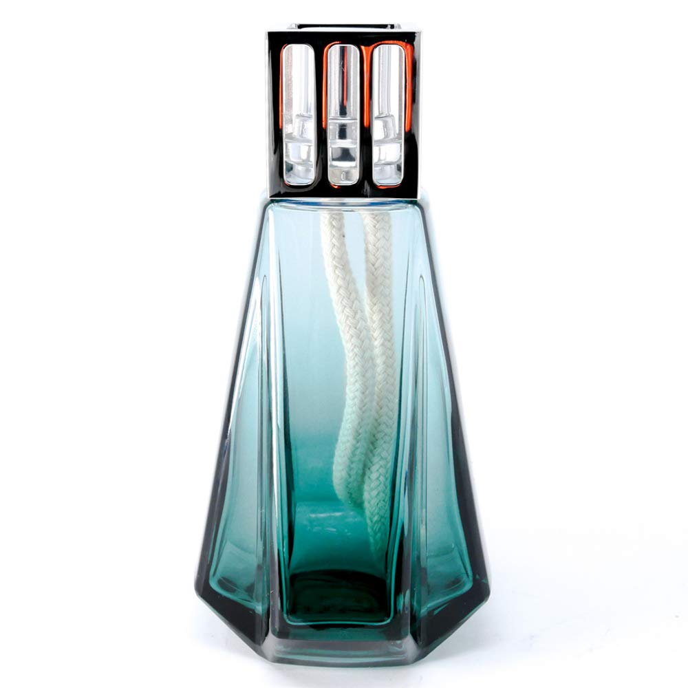 Lampe Berger Model Urban | Green | Home Fragrance Diffuser | Purifying and Perfuming | 8.7 x 6.5 x 5.2 inches | Made in France by MAISON BERGER (Image #5)
