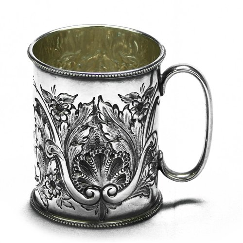 (Child's Cup, Silverplate)