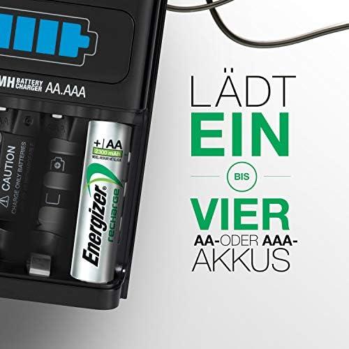 Energizer Recharge 1 Stunden Akku Ladegerät Für Elektronik