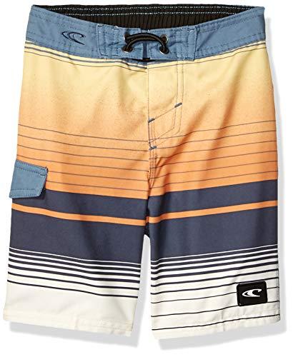 (O'Neill Big Boys' 18 Inch Outseam Ultrasuede Swim Boardshort, dust Blue/Lennox, S / 4 )