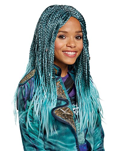 Disguise Disney Descendants 2 Uma Child Wig ()
