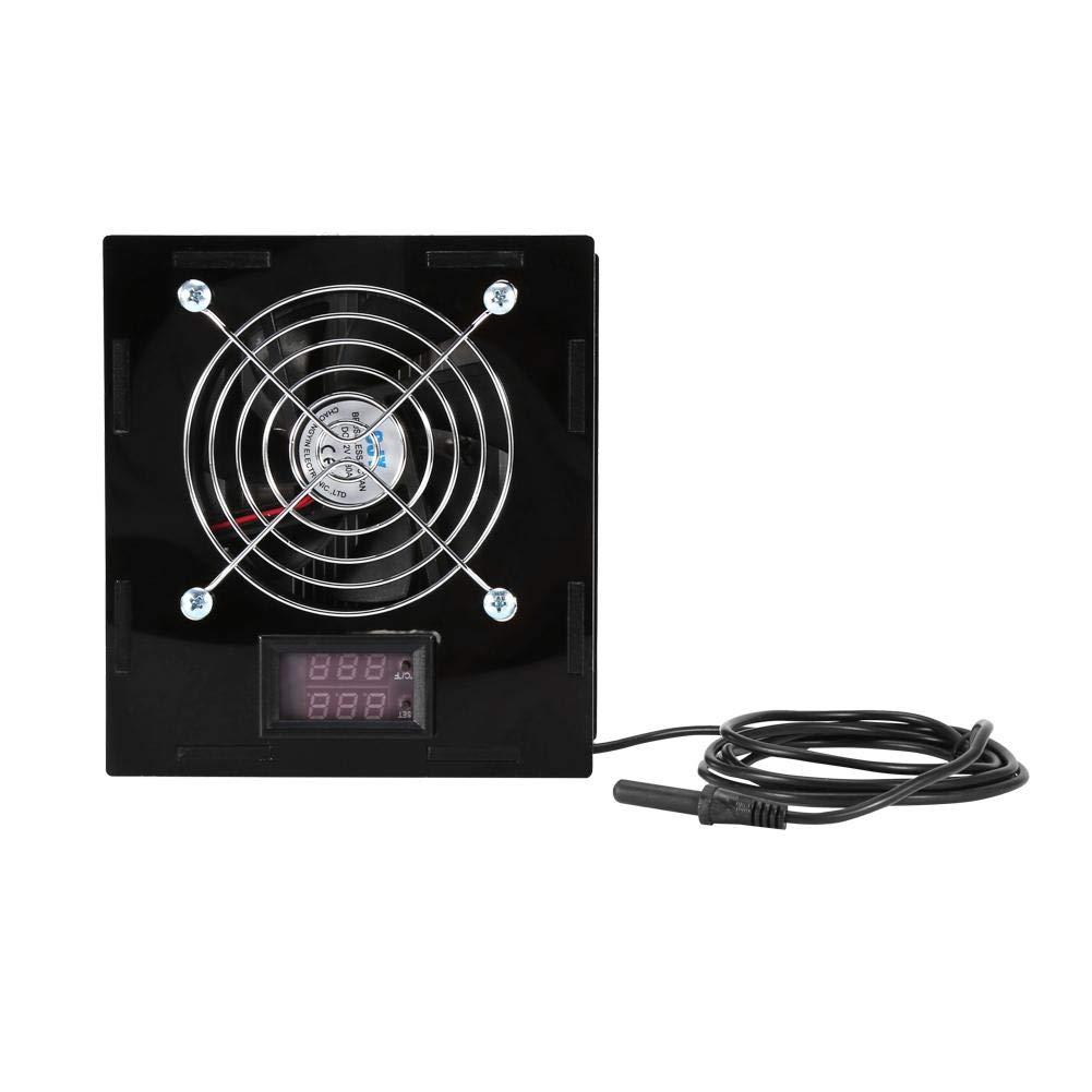 Radiador de termostato, enfriador de termostato de acuario con ...