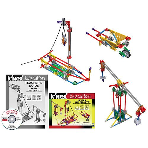 (Knex Education Simple Machines: Levers And Pulleys)