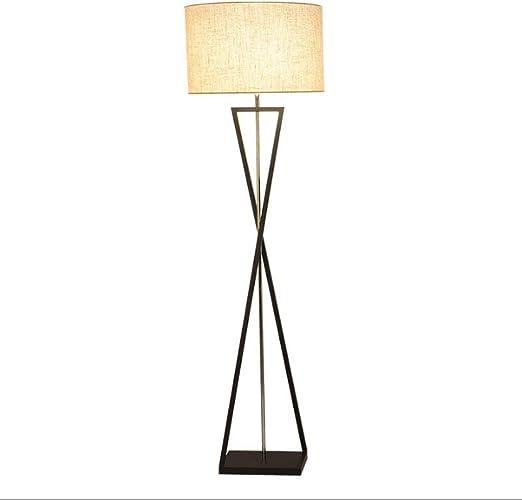 Lámpara de salón de larga duración Lámparas de pie nórdicas Arte ...