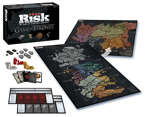 USAOPOLY Risk Game of Thrones
