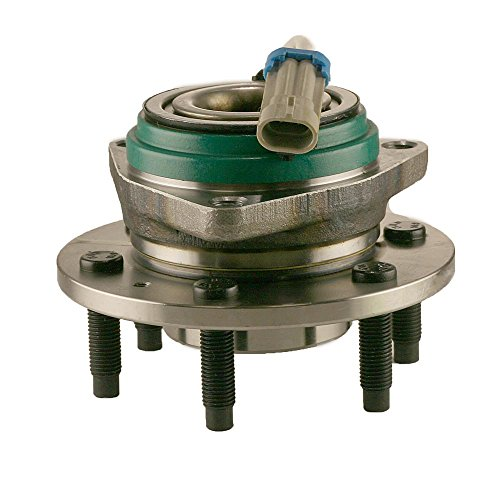 HU513198HD x 1 Brand New Wheel Bearing Hub Assembly Front Left Or Right Side (AWD 6 Lug ABS)