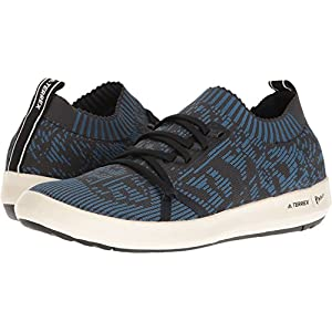 Adidas Terrex CC Boat parley Shoe Men's Water Sports 10.5 Core Blue-Core Black-chalk White