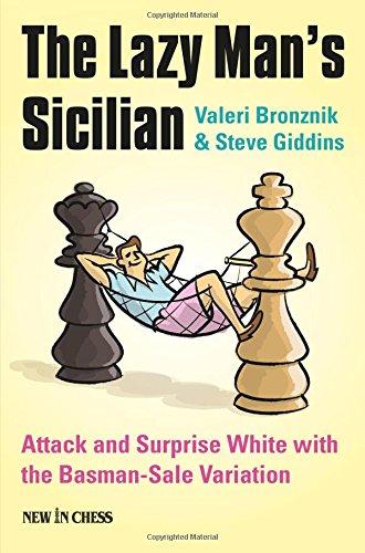The Lazy Man's Sicilian: Attack and Surprise White pdf epub