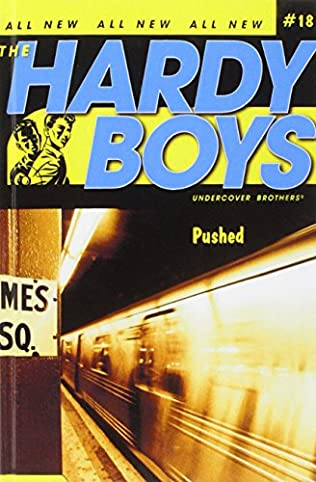 book cover of Pushed