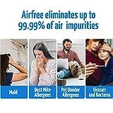 Airfree BabyAir Air Purifier, Medium, White