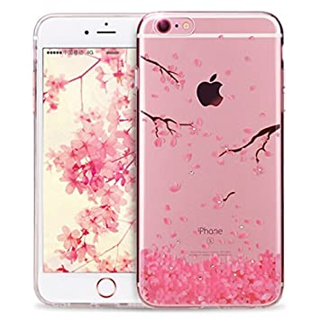 coque iphone 8 cherry blossom