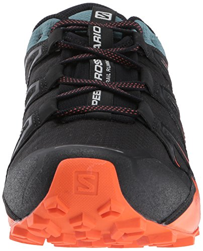 Salomon Men's Speedcross Vario 2 Trail Runner Black/North Atlantic/Scarlet Ibis cheap sale outlet store extremely countdown package zCfvC