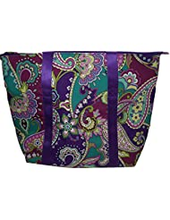 Vera Bradley Cooler Tote - Heather
