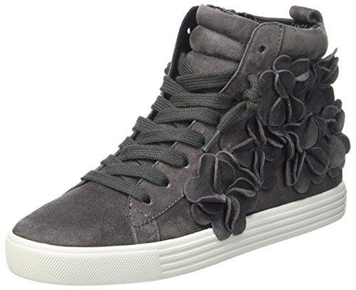 Chenil Et La Ville Haute De Gris Sneaker (ardoise / Asfalto Seul Blanc) Des Femmes