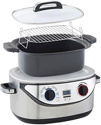 Multifunción 5 en 1 Cooker 5.6L Robot cocina Royalty Line 1350 W emfc-1400 sc0: Amazon.es: Hogar