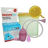 BabyComfyNose Nasal Aspirator (Magenta)
