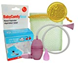 dishwasher aspirator - BabyComfy Nasal Aspirator -- The Snotsucker -- Hygienically & Safely Removes Baby's Nasal Mucus – Magenta