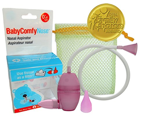BabyComfy Aspirator Snotsucker Hygienically Removes product image