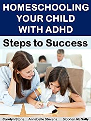 Homeschooling Your Child with ADHD: Steps to Success (Life Matters Book 5) (English Edition)