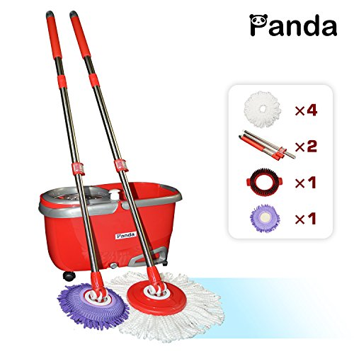 Panda Premium Effortless Wring Bucket