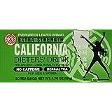 3 CALIFORNIA DIETER DRINK EXTRA STRENTH TEA 1.76 OZ