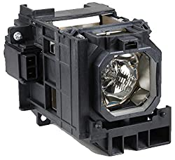 Np2200 Nec Projector Lamp Replacement Projector Lamp Assembly With Genuine Original Philips Uhp Bulb Inside