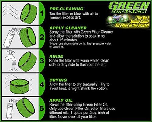 Filtro aire de Sustitucion Green 60082446
