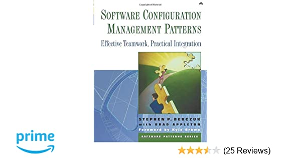 Configuration Management Principles And Practice Pdf
