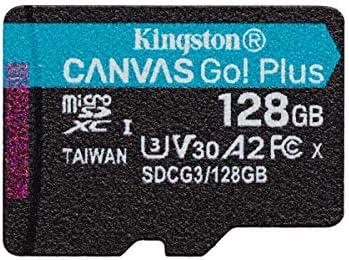 Kingston Sdcg3 128gb Sp Microsd Speicherkarte Elektronik