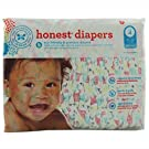 The Honest Company Diapers Pastel Tribal Print - Size 4 (22-37 lb) - 29 Diapers