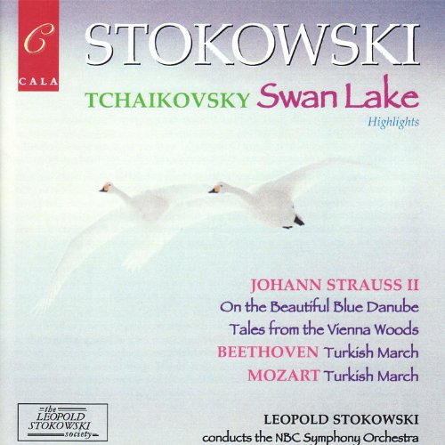 (Highlights from Tchaikovsky's Swan Lake, Beethoven, Mozart and Johann Strauss II)