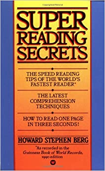 Book Super Reading Secrets