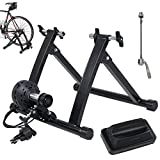 Indoor Magnetic Resistance Trainer 7 Levels Mountain/Road Bike Exercise Machine