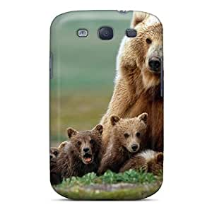 Fashion Protective Bears Baby Animals For Case Ipod Touch 4 Cover