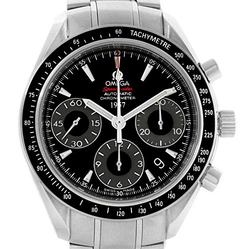 Omega Speedmaster Automatic-self-Wind Male Watch 323.30.40.40.01.001 (Certified ()