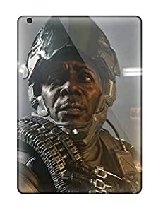 High Quality Shock Absorbing Case For Ipad Air-call Of Duty Advanced Warfare
