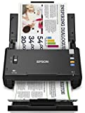Best Color Scanners With Auto Documents - Epson WorkForce DS-560 Wireless Color Document Scanner Review