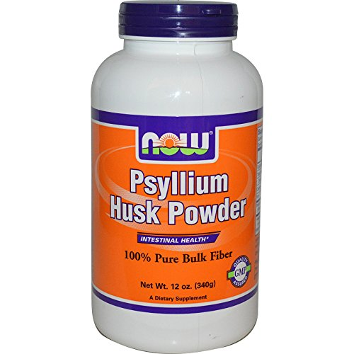 Now Foods, Psyllium Husk Powder, 12 oz (340 g) - 2PC